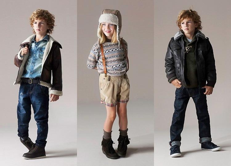 Узнаем как определить размер одежды мальчика