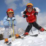 Как выбрать лыжи ребенку: советы родителям