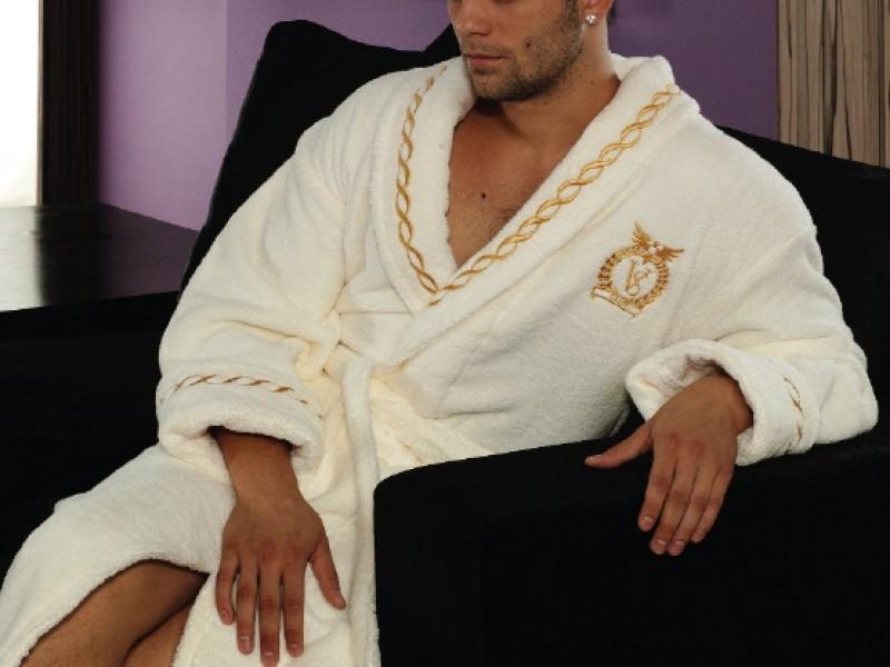 Подбираем мужской халат