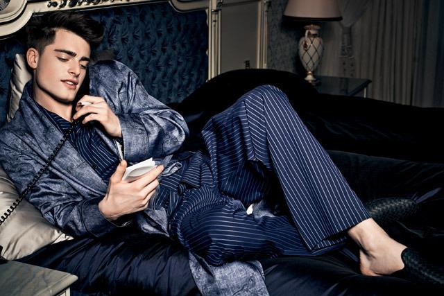Советы по выбору мужского халата