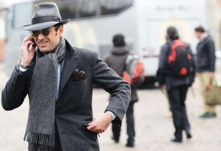 Выбираем пальто мужчине по размеру