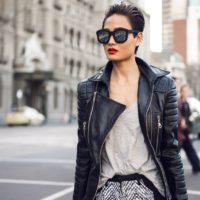 Как выбрать кожаную куртку: классика и бунтарство в одном флаконе