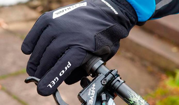 Перчатки для велосипеда новичку