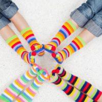 Выбираем детские носки