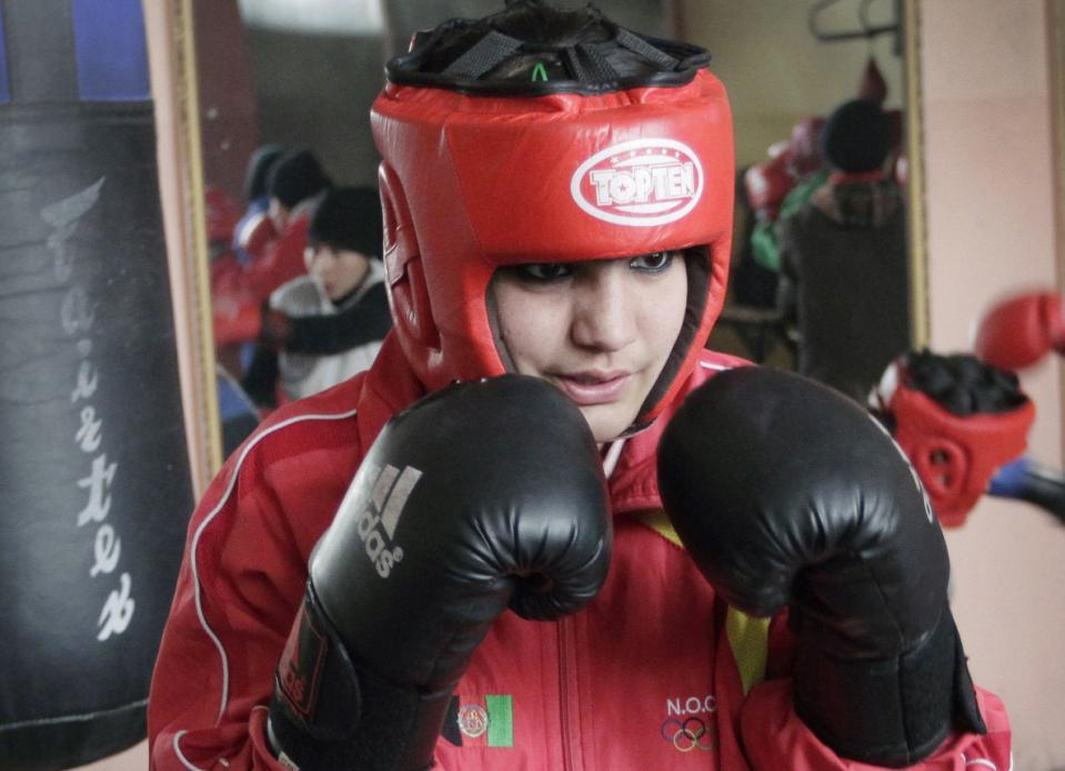 Afghanistan Olympic Dreams