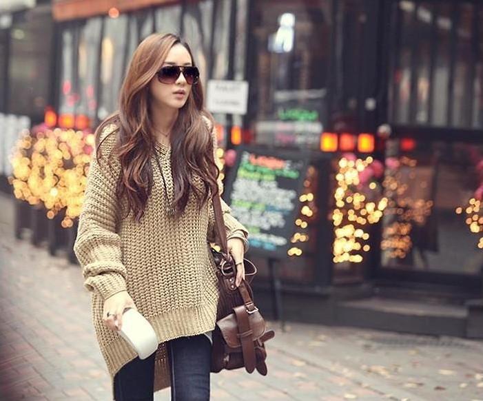 Как определить размер свитера для женщин