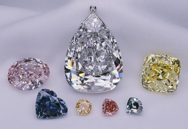 выбираем бриллиантовое кольцо