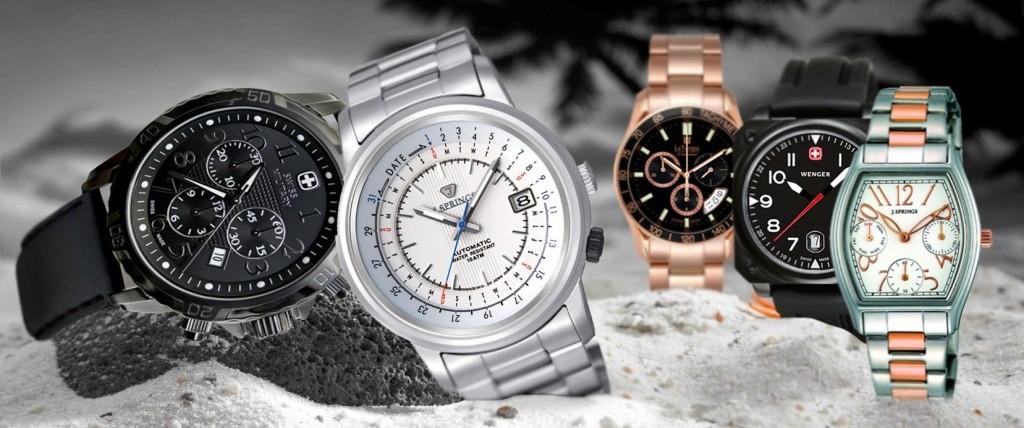 выбор наручных мужских часов