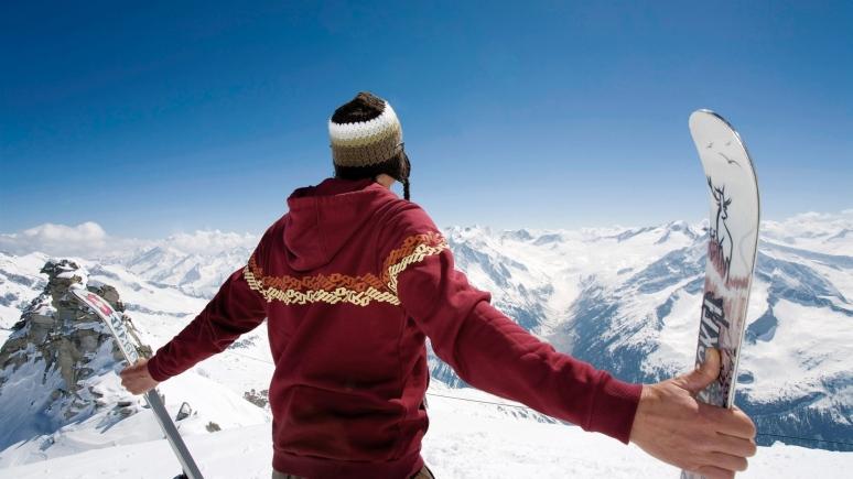 Выбор горных лыж по весу