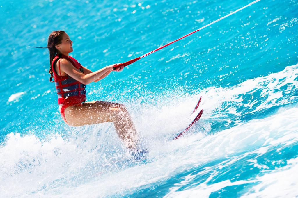 выбрать водные лыжи