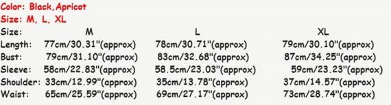 Размеры на eBay: как определить свой