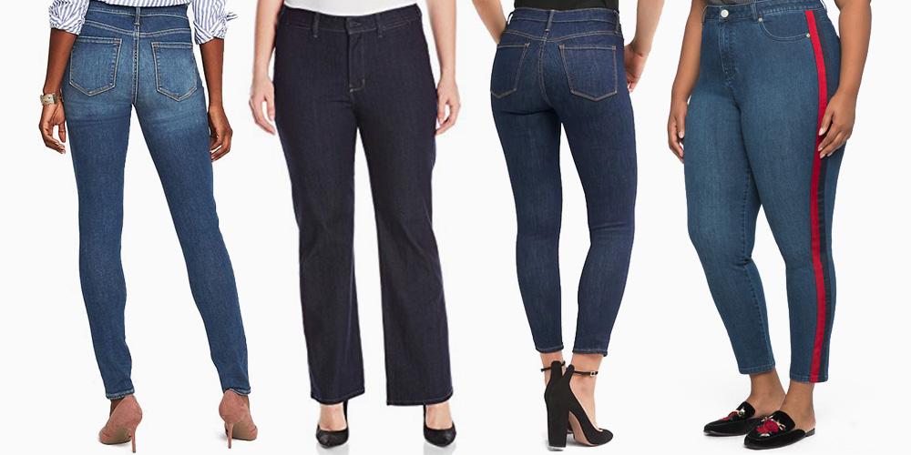 """Подбираем размер джинсов на """"Алиэкспресс"""""""
