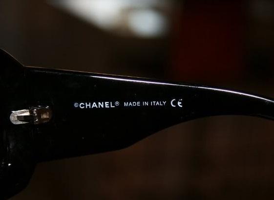 Оригинальные очки Chanel