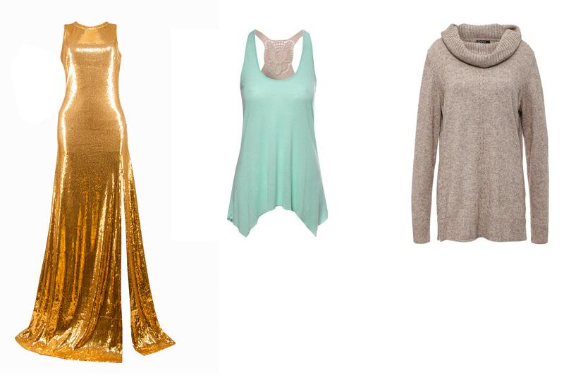 Разновидности одежды для типа фигуры прямоугольник