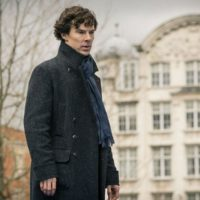 Пальто главного героя сериала Шерлок