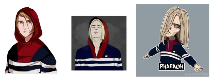 Куртка Tommy Hilfiger как у Фараона: как называется, сколько стоит и где купить