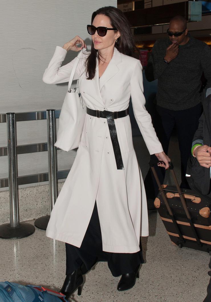 Сумка Анджелины Джоли от Everlane: где найти стильную вещь актрисы?
