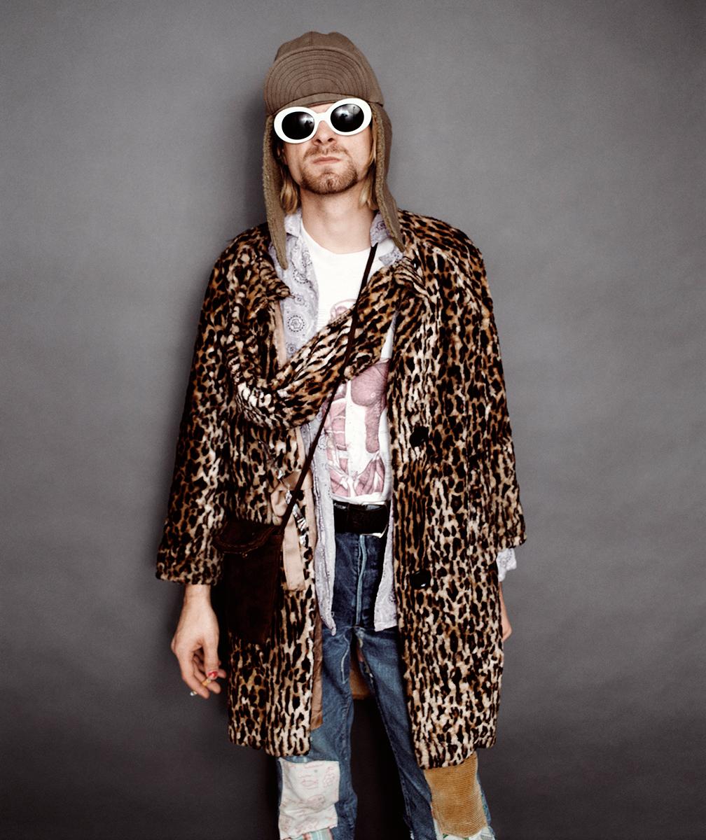 Очки Курта Кобейна: как найти и посмотреть на моду глазами кумира