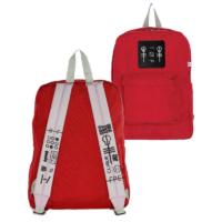 Красный рюкзак Тайлера Джозефа: где искать вещь из клипа Twenty One Pilots