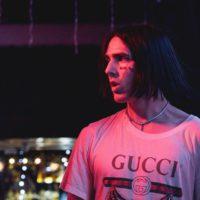 Фейс в футболке Gucci